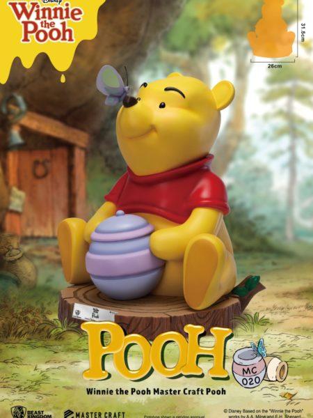 Beast Kingdom Toys Disney Winnie The Pooh Mastercraft Statue