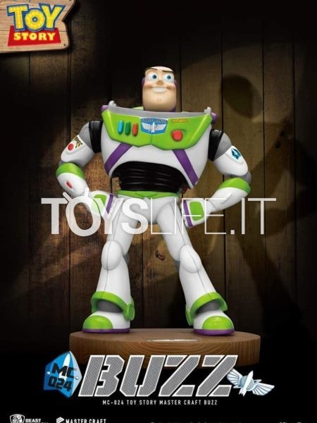 Beast Kingdom Toys Toy Story Buzz Lightyear Mastercraft Statue