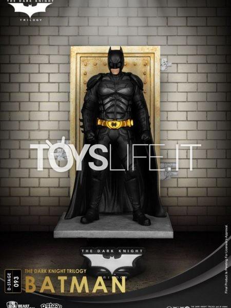 Beast Kingdom Toys DC Batman The Dark Knight Batman Pvc Diorama