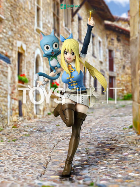 Bellfine Fairy Tail Final Season Lucy Heartfilia 1:8 Pvc Statue