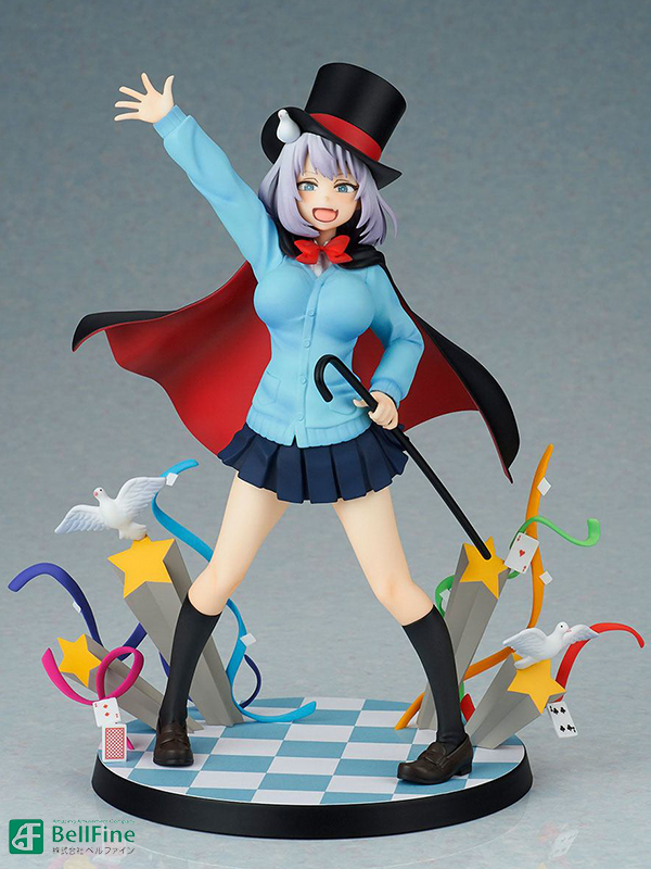 Bellfine Magical Sempai Sempai 1:7 Pvc Statue