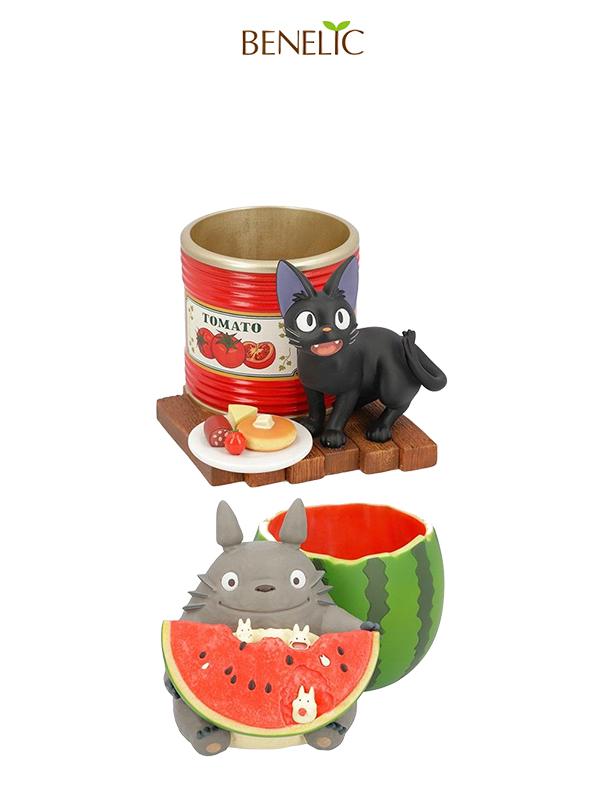 Benelic Studio Ghibli Kiki's Delivery Service/Totoro Flower Vase