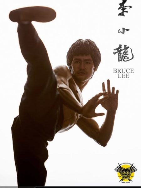Blitzway Bruce Lee 80th Anniversary Tribute 1:4 Statue
