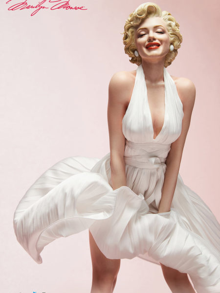 Blitzway Superb Scale Marilyn Monroe 1:4 Statue