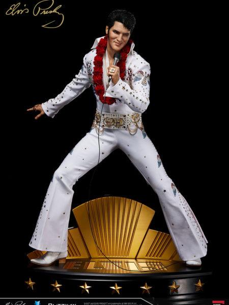 Blitzway Superb Scale Elvis Presley 1:4 Statue