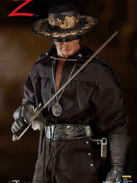 Blitzway The Mask of Zorro Zorro 1:6 Figure