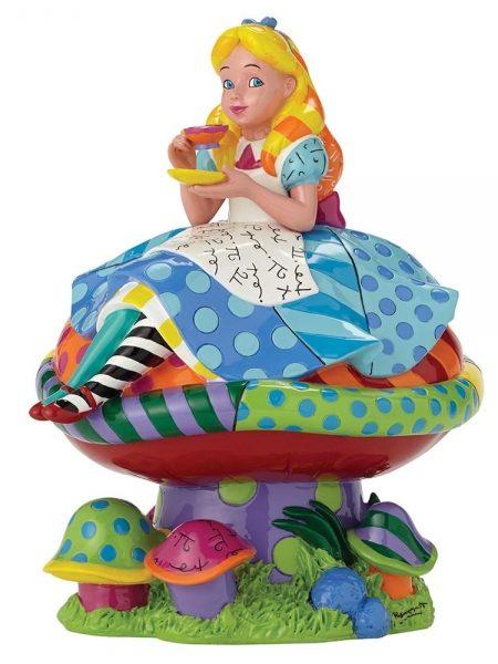 Britto Alice In Wonderland Alice