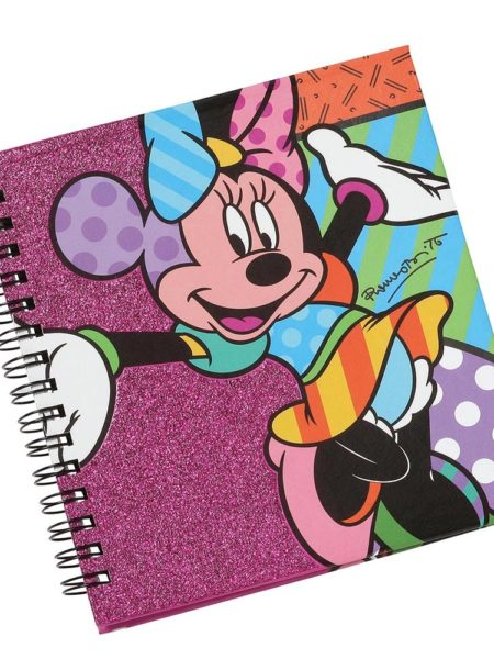 Britto Minnie Notebook