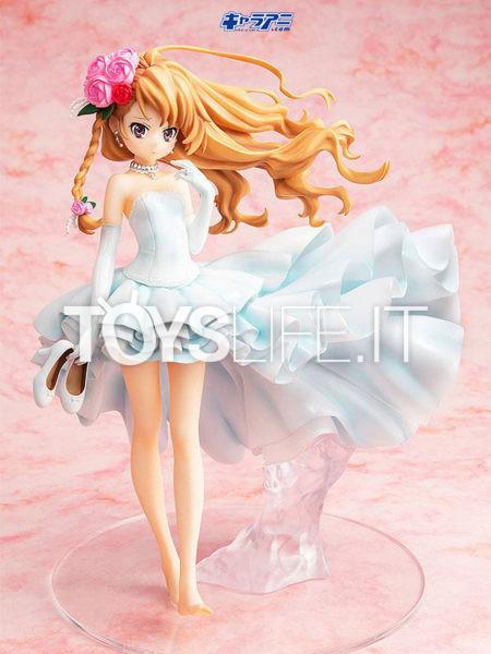 Chara-Ani Toradora Taiga Aisaka Wedding Dress 1:7 Pvc Statue
