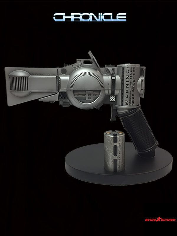 Chronicle Collectibles Blade Runner Syd Mead Blaster 1:1 Prop Replica