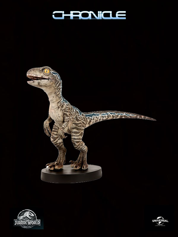 Chronicle Collectibles Jurassic World Fallen Kingdom Baby Blue 1:1 Statue