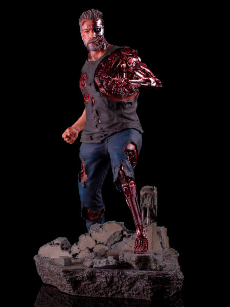 Chronicle Collectibles Terminator Dark Fate T-800 1:4 Statue