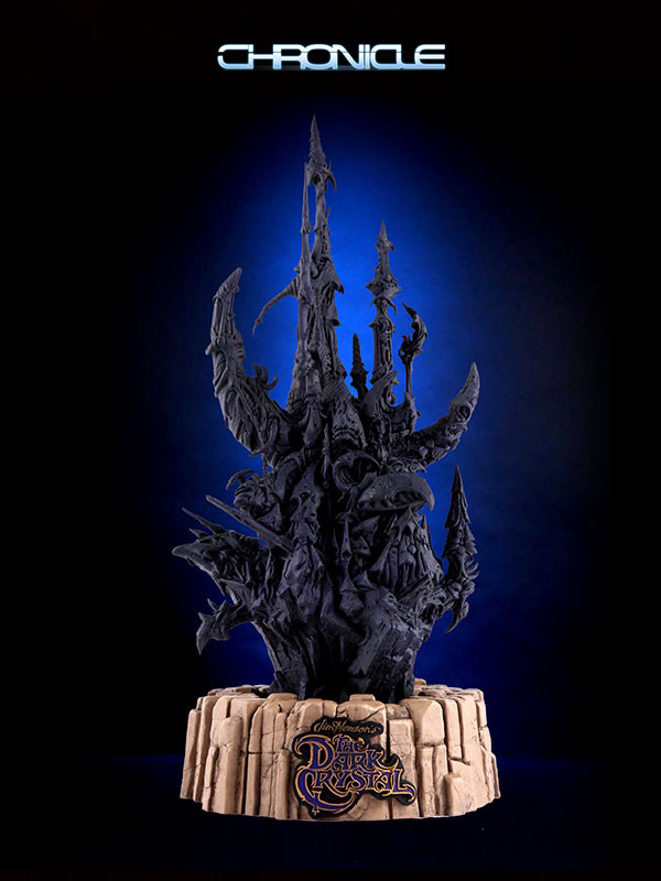 Chronicle Collectibles The Dark Crystal The Castle of the Skeksis Statue