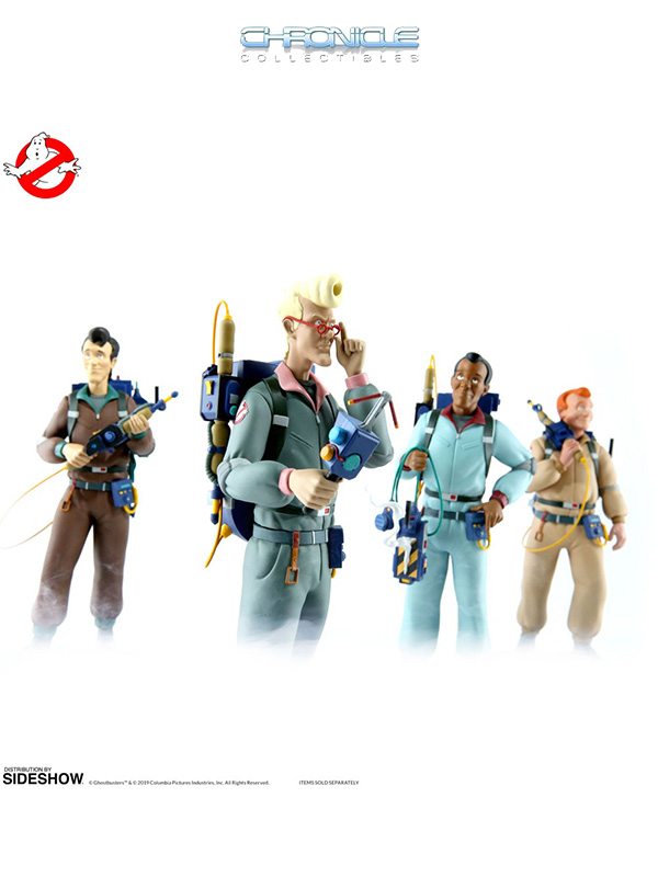 Chronicle Collectibles The Real Ghostbusters