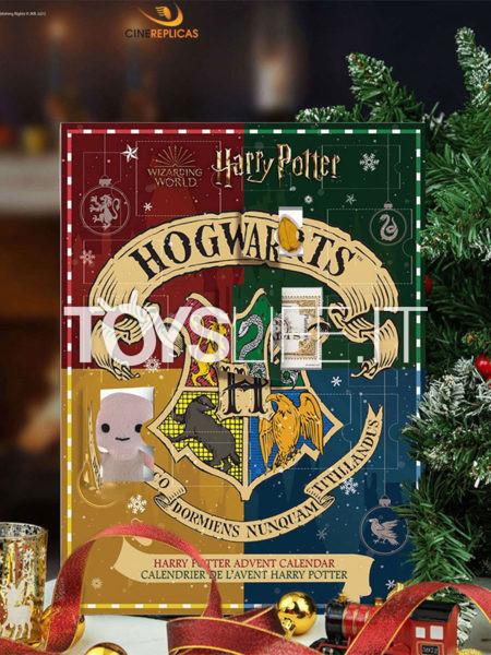 Cinereplicas Harry Potter Hogwarts Advent Calendar