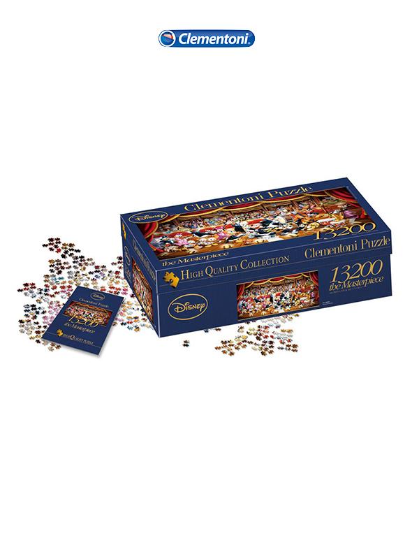 Clementoni Disney Orchestra Masterpiece Puzzle
