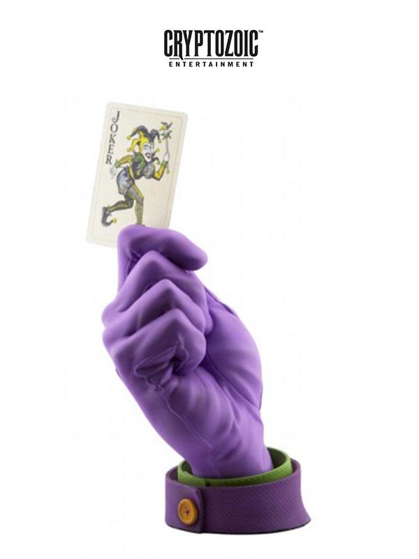 Cryptozoic Entertainment DC Comics Joker Calling Card Statue