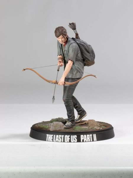 Dark Horse Last of Us Part 2 Ellie with Bow 8 inch Statue