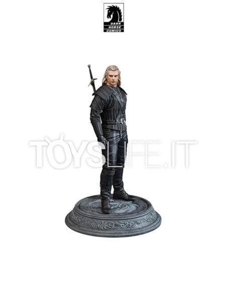 Dark Horse The Witcher Geralt Of Rivia Pvc Statue