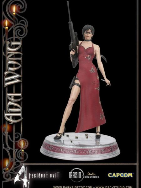 Darkside Collectibles Resident Evil 4 Ada Wong 1:4 Statue