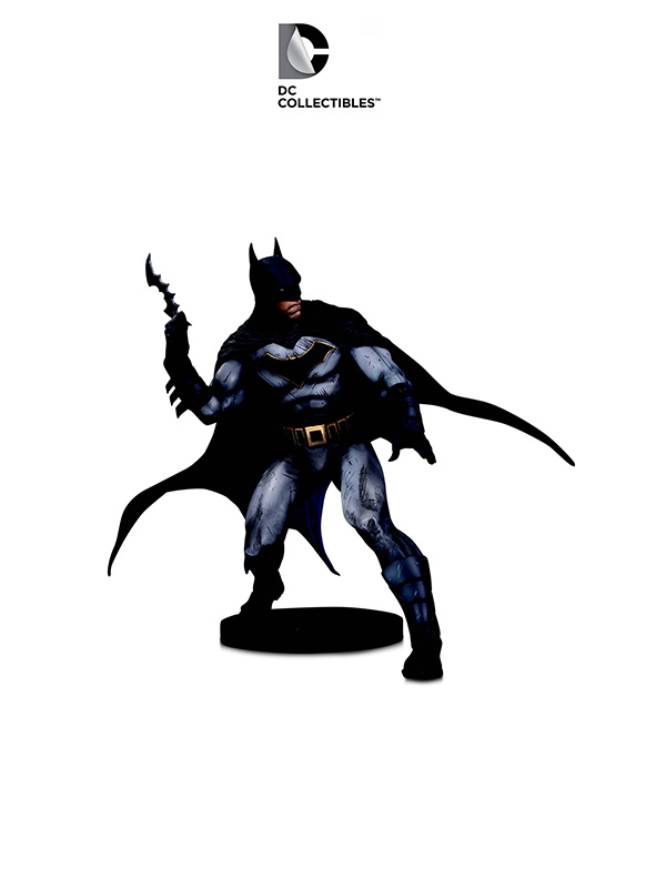 DC Designer Series Batman Metal Ser Batman Statue