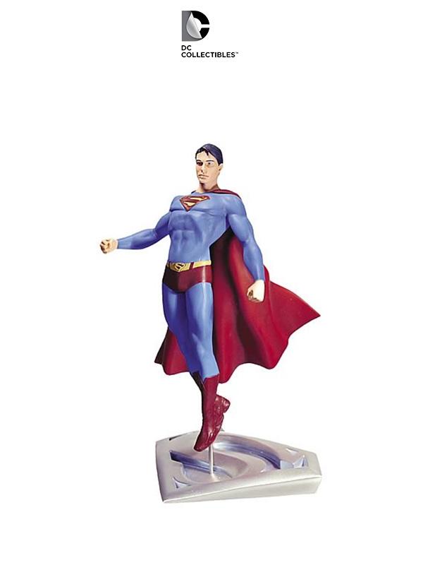 DC Superman Returns Superman In Flight Statue
