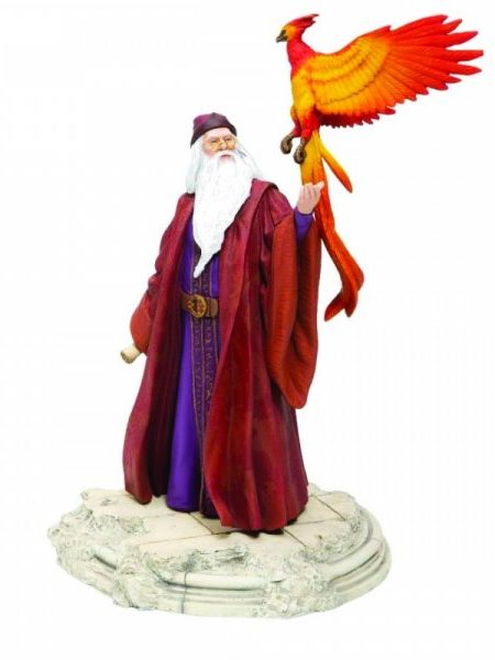 Department 56 Harry Potter Albus Silente Year One Statue