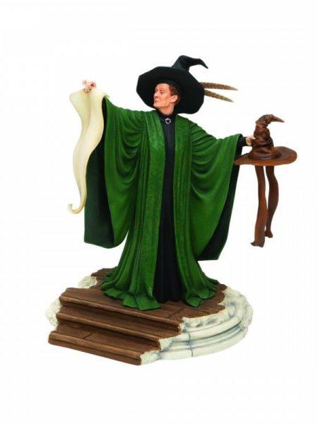 Department 56 Harry Potter Minerva McGonagall Year One Statue