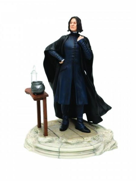Department 56 Harry Potter Severus Snape Year One Statue
