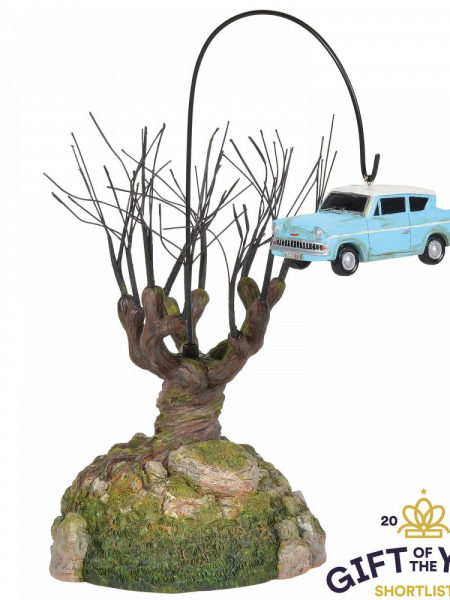 Department 56 Harry Potter Whomping Willow Tree Statue