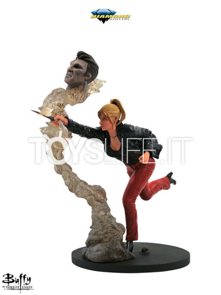 Diamond Select Buffy The Vampire Slayer Buffy Gallery Pvc Statue