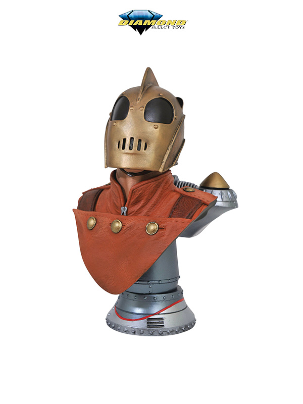 Diamond Select Legends In 3D The Rocketeer 1:2 Bust