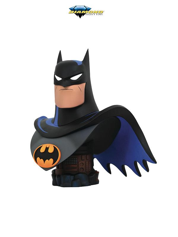Diamond Select DC Comics Batman Animated Series Legends in 3D Batman 1:2 Bust