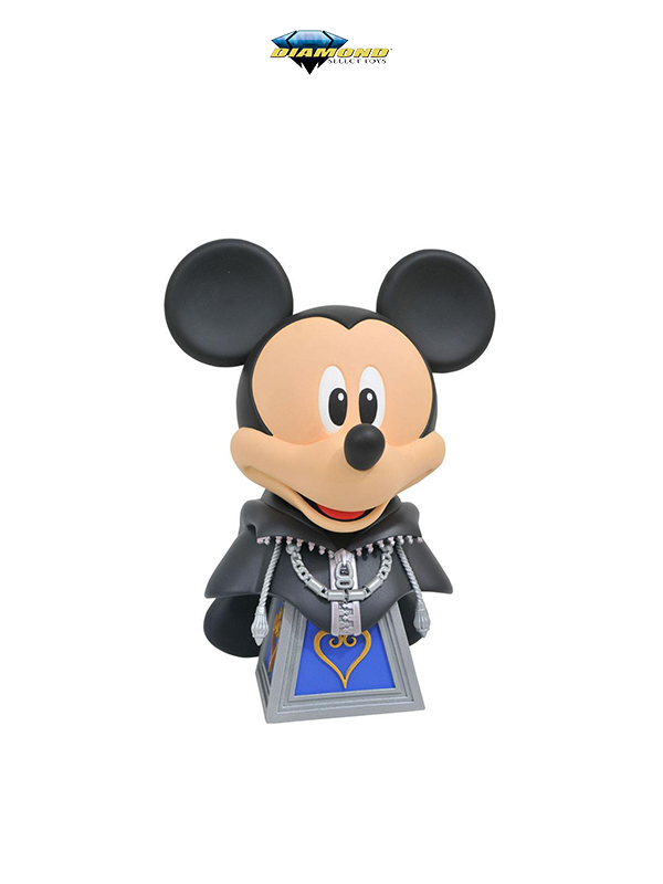 Diamond Select Legends in 3D Bust Kingdom Hearts Mickey Mouse 1:2 Bust
