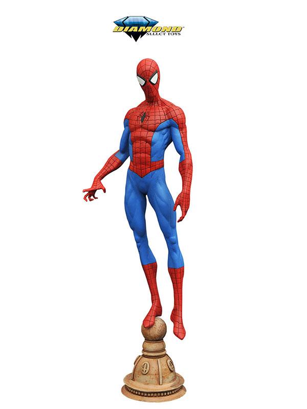 Diamond Select Marvel Gallery Spiderman Pvc Statue