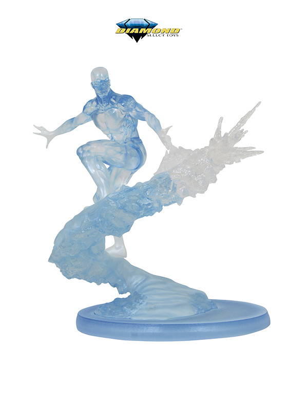 Diamond Select Marvel Premier Collection X-Men Iceman Statue