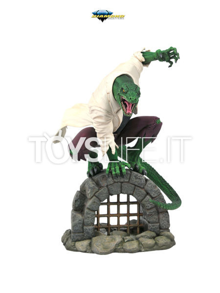 Diamond Select Marvel Premier Lizard 1:7 Statue
