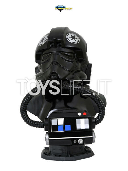 Diamond Select Legends In 3D Star Wars Tie Pilot 1:2 Bust