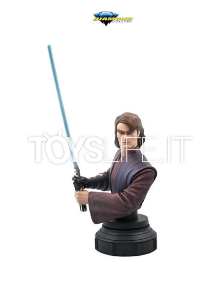 Gentle Giant Star Wars The Clone Wars Anakin Skywalker 1:7 Bust