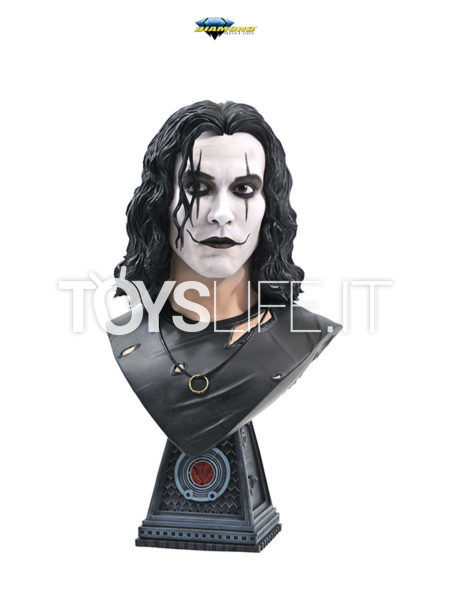 Diamond Select Legends in 3D The Crow 1:2 Bust