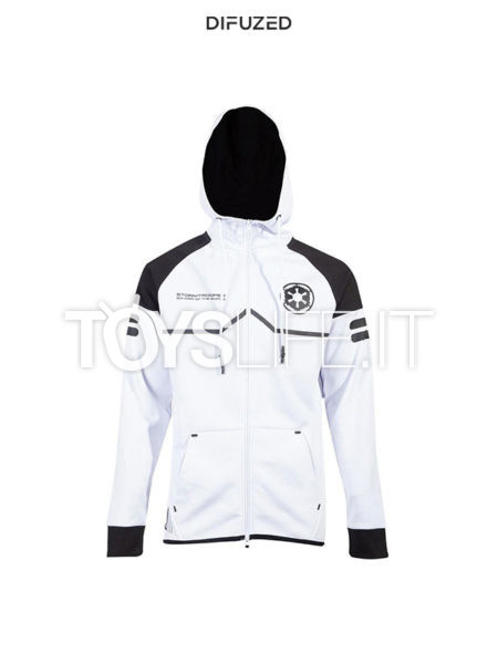Difuzed Star Wars Stormtrooper Hooded Sweater