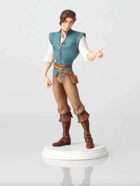 Disney Archives Tangled Flynn Maquette