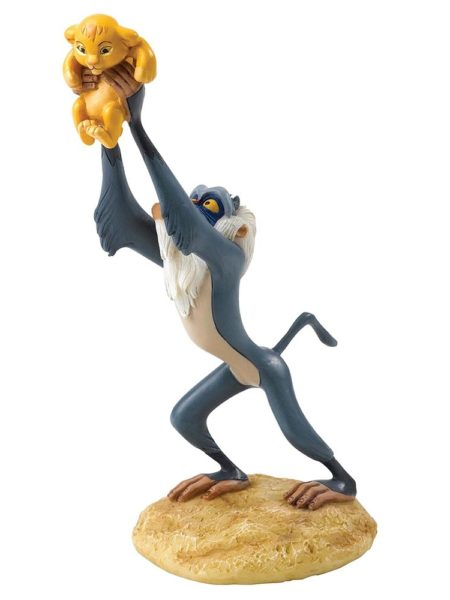 Disney Enchanting Collection The Lion King Rafiki & Simba