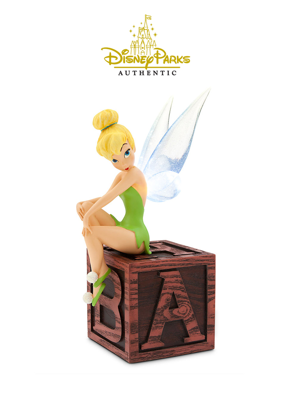 Disneyparks Authentic Tinkerbell Light-up Figure