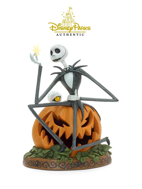 Disneyparks Authentic Nightmare Before Christmas Jack Skeleton Figure