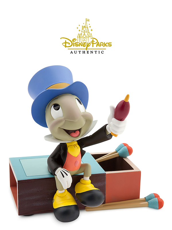Disneyparks Authentic Jiminy Cricket Figure
