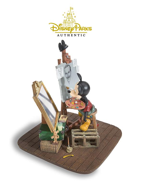 Disneyparks Authentic Mickey Autoritratto Figure