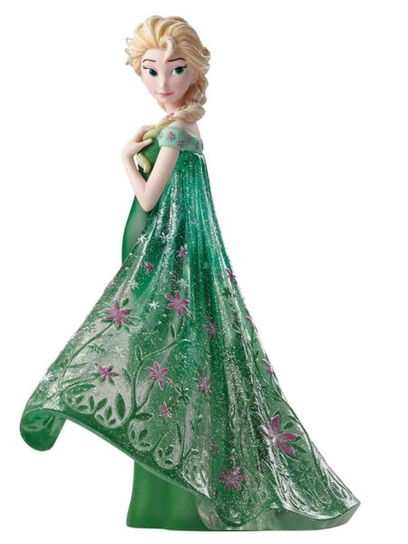 Disney Showcase Elsa Frozen Fever Haute Couture