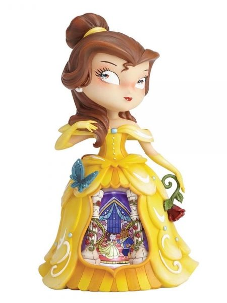 Miss Mindy Disney Showcase Belle Statue