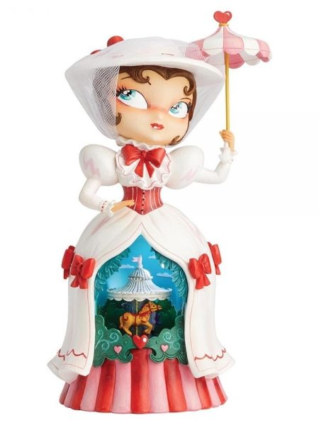Miss Mindy Disney Showcase Mary Poppins Statue